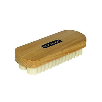 Saphir beechwood crepe brush light wood