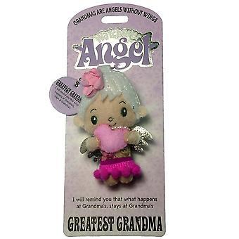 Watchover Angels Greatest Grandma Angel Keyring