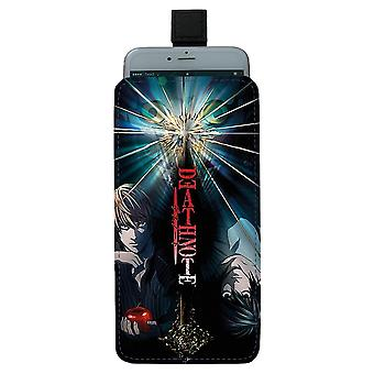 Manga Death Note Pull-up Mobile Bag