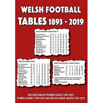 Welsh Football Tables 1893-2019 by Michael Robinson - 9781862234048 B