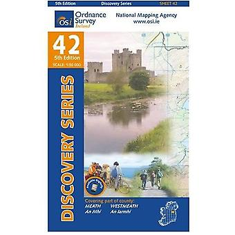 Meath - Westmeath by Ordnance Survey Ireland - 9781908852656 Book