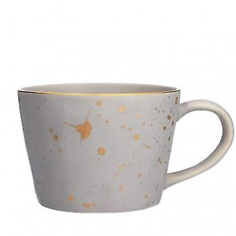 Gisela Graham Light Grey Artisan Mug | Gifts From Handpicked