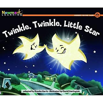 Twinkle, Twinkle, Little Star Leveled Text (Rising Readers)