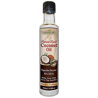 Nature's Aid Coconut Oil Liquid 250ml (137420)