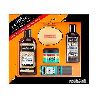 Unisex Hair Dressing Set 5 Estrellas Nuggela & Sulé (5 pcs)