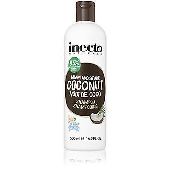 Inecto Naturals Coconut Shampoo 500 ml