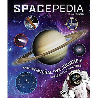 Spacepedia by Brad Herzog - 9781683836919 Book