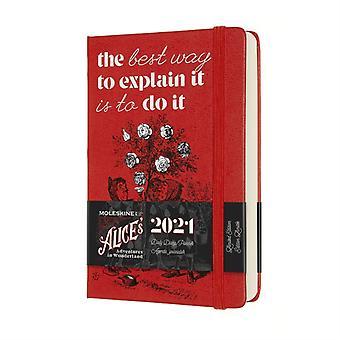 2021 12M Alice Wonderland Daily Ntbk Poc