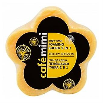Cafe Mimi Soap Sponge 2 In 1 60gr