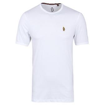 Luke 1977 Trousersnake Crew Neck T-Shirt - White