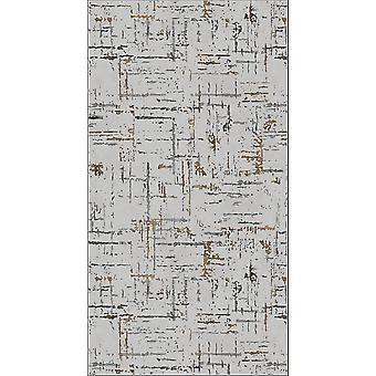 Leerer 1 multicolor bedruckter Teppich aus Polyester, Baumwolle, L120xP180 cm