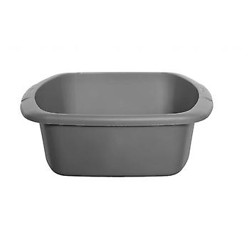 Whitefurze Rectangular Plastic Washing Bowl