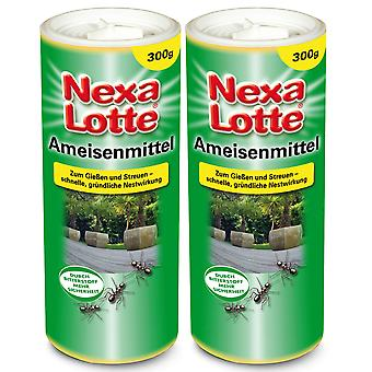 Sparset: 2 x NEXA LOTTE® formiche, 300 g