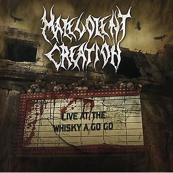 Malevolent Creation - Live at the Whisky a Go Go [CD] USA import
