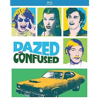 Dazed e confuso importazione USA [Blu-ray]