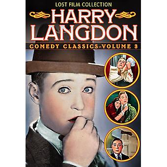 Importer des USA Harry Langdon rire O Rama [DVD]