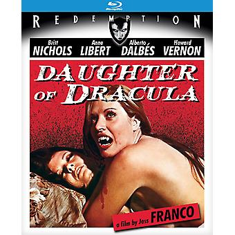 Daughter of Dracula (1972) [Blu-ray] USA import