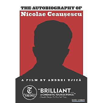 Autobiography of Nicolae Ceaus [DVD] USA import