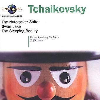 P.I. Tchaikovsky - Tchaikovsky: Selections From the Nutcracker and Swan Lake; Sleeping Beauty Suite [CD] USA import