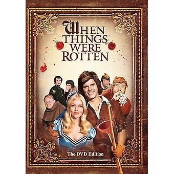 When Things Were Rotten [DVD] USA import