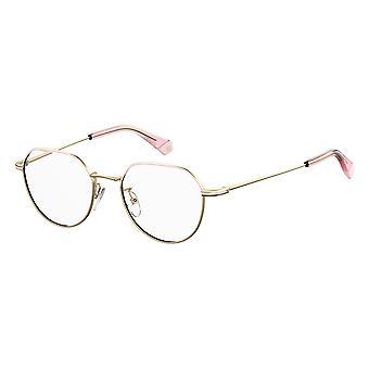 Polaroid PLDD362/G EYR Gold Pink Glasses