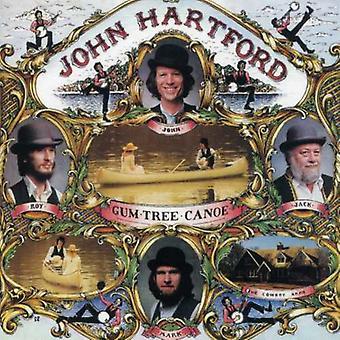 John Hartford - Gum Tree Canoe [CD] USA import