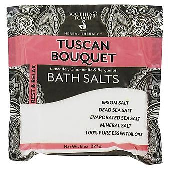 Soothing Touch Rest & Relax Bath Salts Tuscan Bouquet