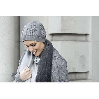 Chapéu de inverno para queda de cabelo - Bianca