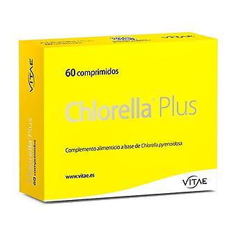 Chlorella Plus 60 tablets of 1000mg