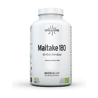 Maitake 180 180 vegetable capsules