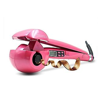 Automatic LCD Anti Scalding Curling Iron - Hair Heating Curler Wand Styling Tools