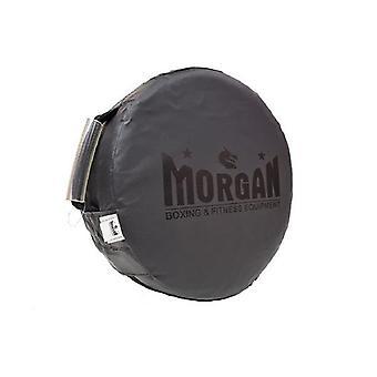 Morgan B2 Bomber hög densitet skum rund sköld
