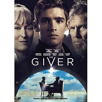 Giver [DVD] USA import