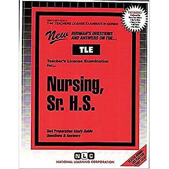 Nursing, Sr. H.S.: Guide d'étude sur les carnets de passe