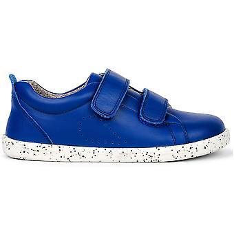 Bobux Kid+ Boys Grass Court Shoes Blueberry