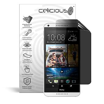 Celicious Privacy Plus 4-Way Anti-Spy Filter Screen Protector Film Compatible with HTC Desire 816