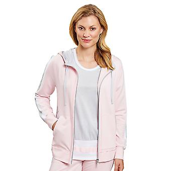 Rösch 1203240-16419 Women's Pure Rose Tonic Pink Loungewear Jacket