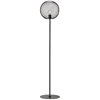 BRILLIANT Lamp Soco Floor Lamp 1flg black | 1x A60, E27, 40W, suitable for normal lamps (not included) | Scale A++