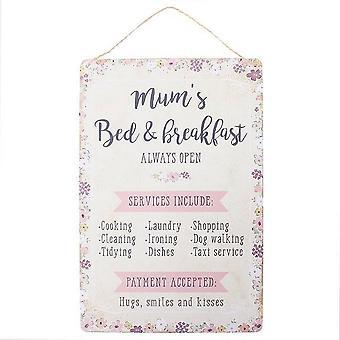 Etwas anderes Mamas Bett & Frühstück Zeichen