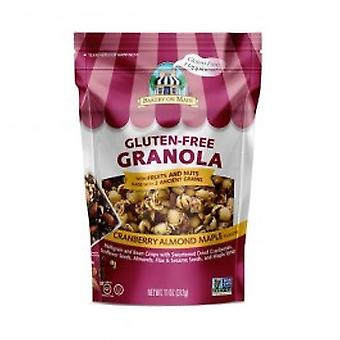 Bakeri på Maine - Nutty tranebær & Maple Granola
