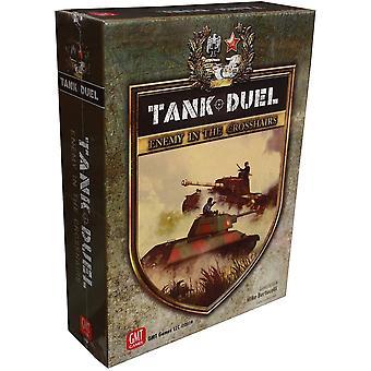Tank Duel Enemy dans le collimateur