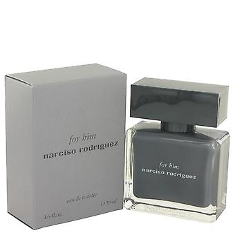 Narciso Rodriguez Eau De Toilette Spray door Narciso Rodriguez 1.7 oz Eau De Toilette Spray