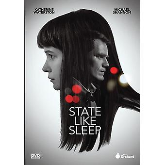 Delstat som hvilemodus [DVD] USA import