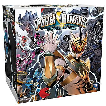 Power Rangers Heroes of the Grid Shattered Grid Expansion Pack