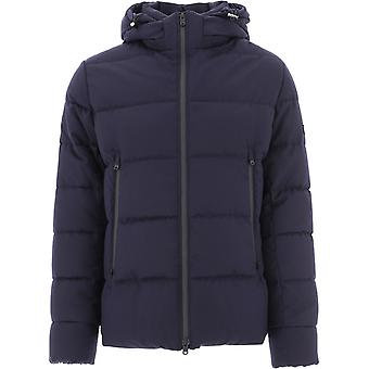 Tatras Mtke20a4148d43 Men's Blue Wool Outerwear Jacket