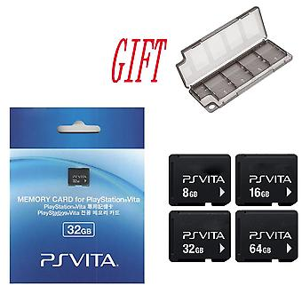 Ps Vita Psv 1000 2000 4g 8g 16g 32gb 64gb Memory Card For Sony