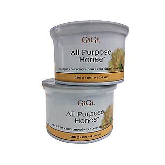GiGi All Purpose Honee 14 OZ Pack of 2