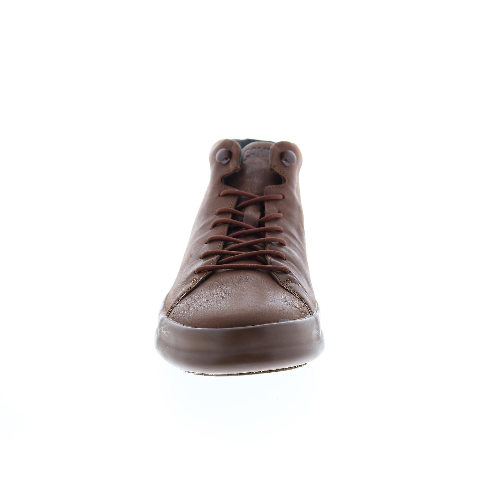 camper chasis sport menns brune skinn blonder opp euro joggesko sko