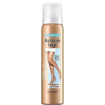 Sally Hansen Airbrush Legs Makeup Spray 2019 - Light Glow 75ml (water Resistant)