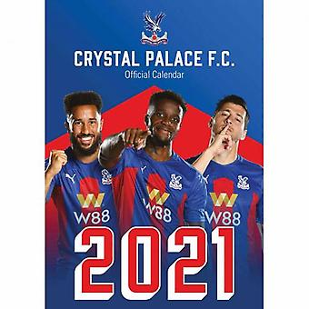 Crystal Palace Calendar 2021